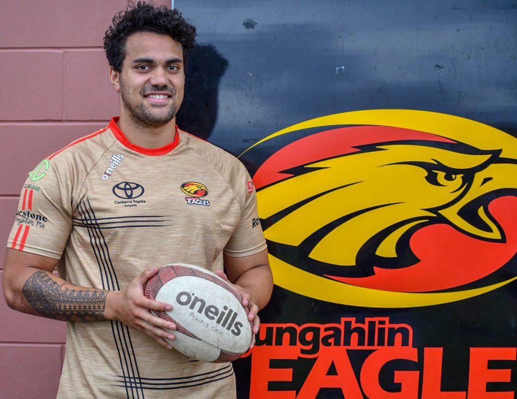 Jamie Kotz Gungahlin Eagles Club Captain 2020
